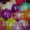 Pop punk party starters