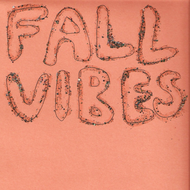 fall vibes ~