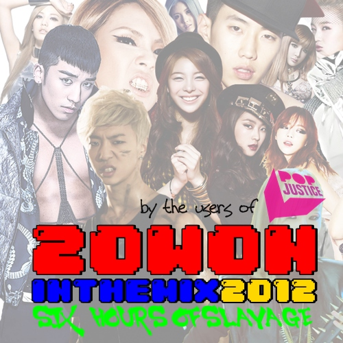 20 Won In The Mix 2012: Six Hours Of Slayage