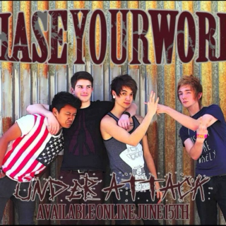 Chase your words/ 5 Seconds of Summer