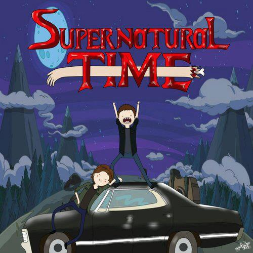 Supernatural Time