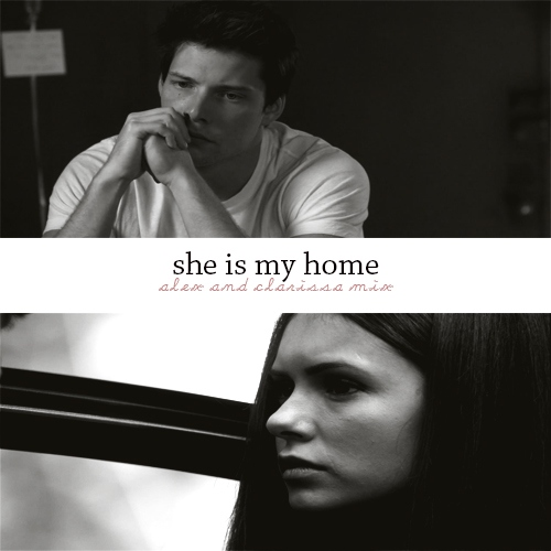but devil, she is my home
