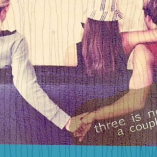 three is not a couple (cheaters & love triangles)