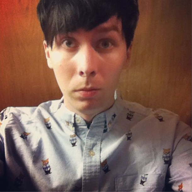 And it was your heart on the line: A playlist inspired by Phil Lester