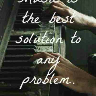 Music Solves Everything