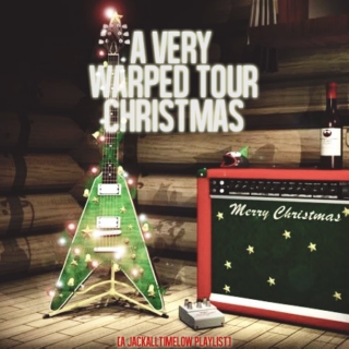 A VERY WARPED CHRISTMAS