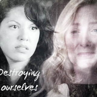 Destroying ourselves- a calzona fanmix