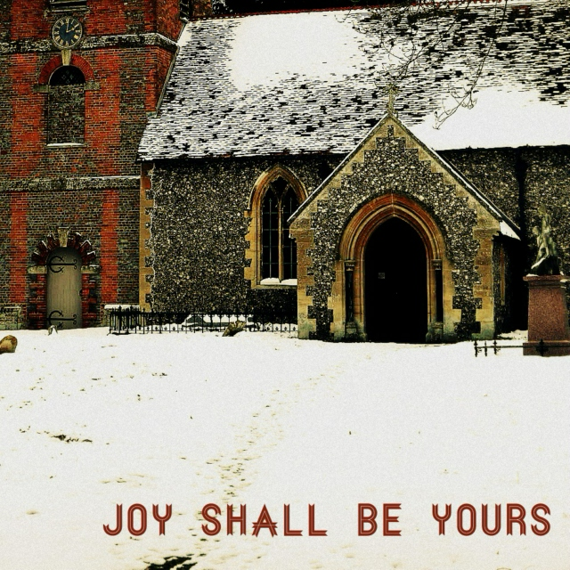joy shall be yours in the morning