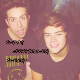 Happy Anniversary Harry!