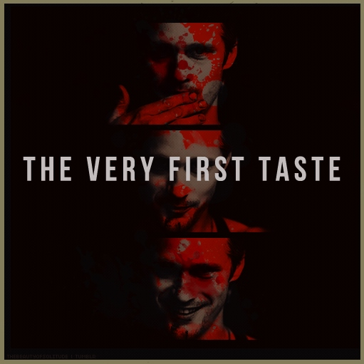 The very first taste
