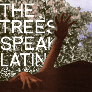 the trees speak latin
