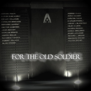 For the Old Soldier: A Mass Effect Mix