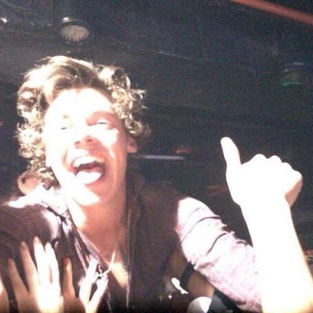 Clubbing With Harry