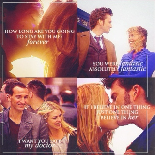 The Doctor and Rose: A Love Story ♥