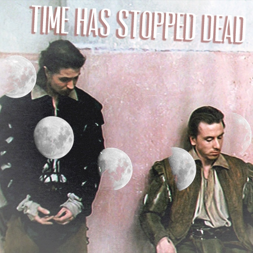 Time Has Stopped Dead