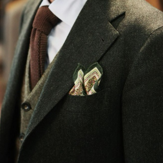 Full Tweed Jacket
