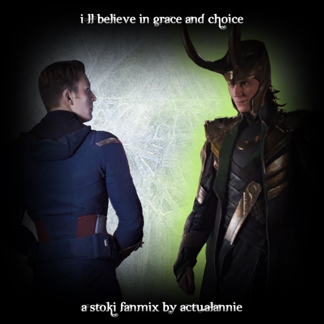 i'll believe in grace and choice