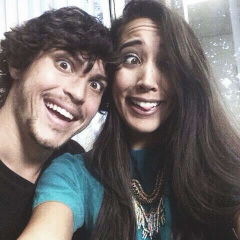 Alex and Sierra ♡