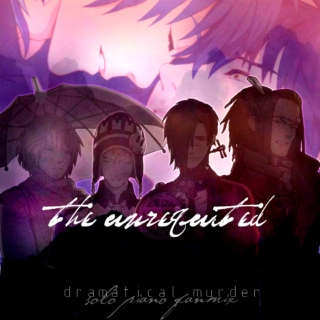 The Unrequited, a Dramatical Murder fanmix