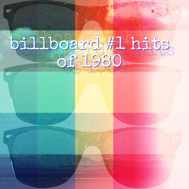 Billboard #1 Hits of 1980