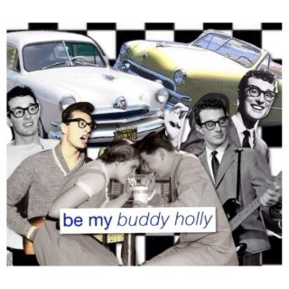 be my buddy holly