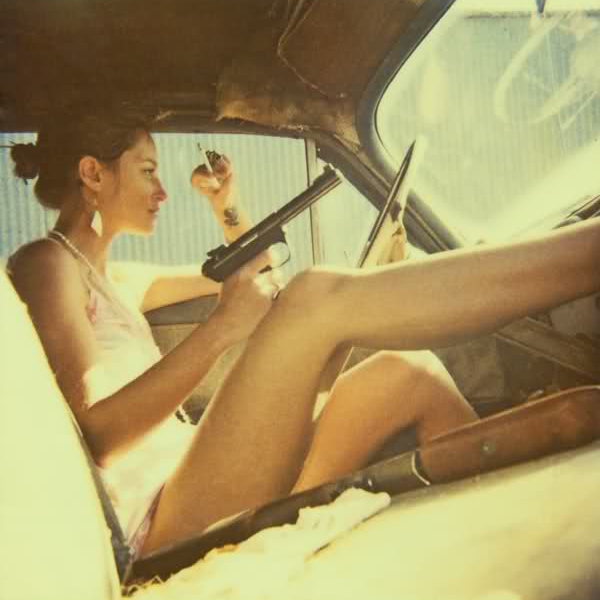 Foot On The Dashboard
