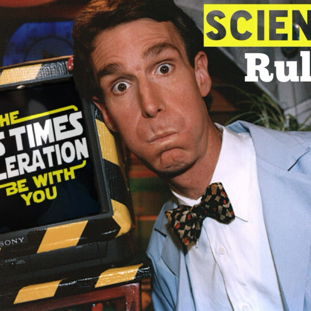 SCIENCE RULES!