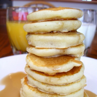 Pancake playlist