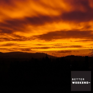 BETTER WEEKEND FALL MIX #night