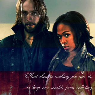 Colliding Worlds: An Ichabod Crane x Abbie Mills Mix