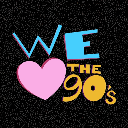 We ♥ the 90's