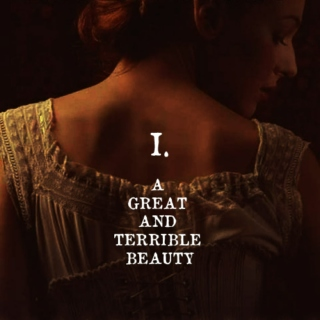 a Great and Terrible Beauty - a soundtrack
