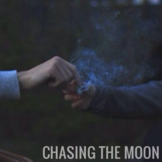 chasing the moon