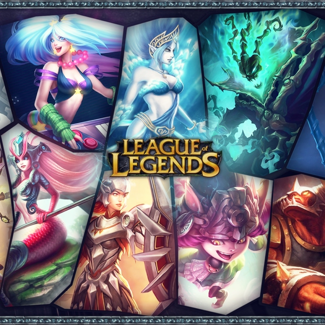 League of Legends Gaming Mix! GL HF
