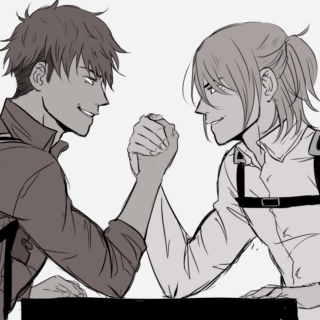 If I put my hands around your wrists will you fight them?