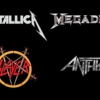 The Big Four / Anthrax, Megadeth, Metallica & Slayer