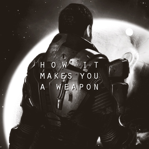 How It Makes You a Weapon