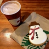 gingerbread and peppermint mochas