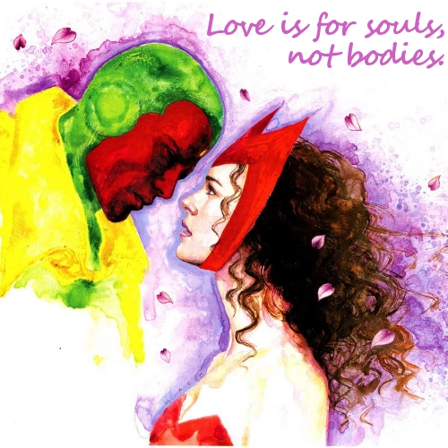 Love is for Souls not Bodies