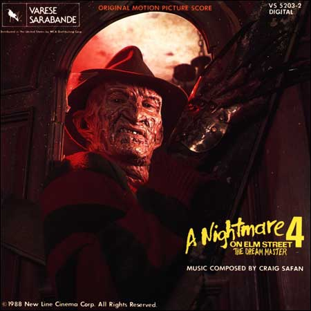 Nightmare on Elm street 4 The dream master