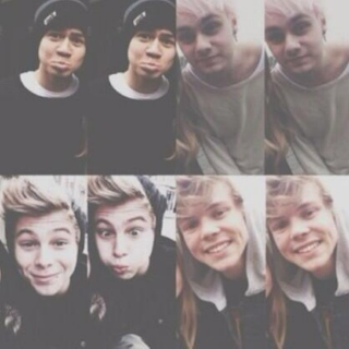 winter 5sos (◡‿◡✿)