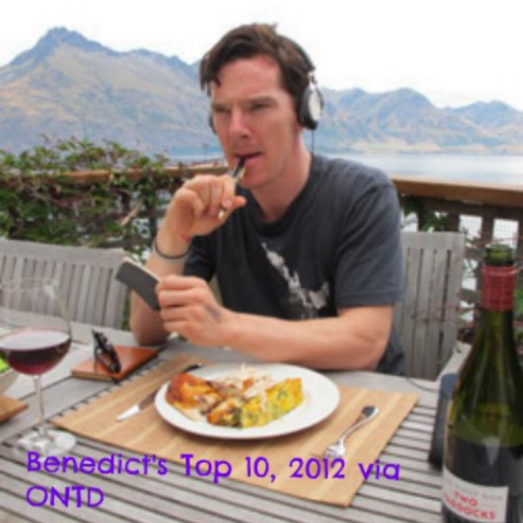 Benedict Cumberbatch's Oh No They Didn't! Top 10