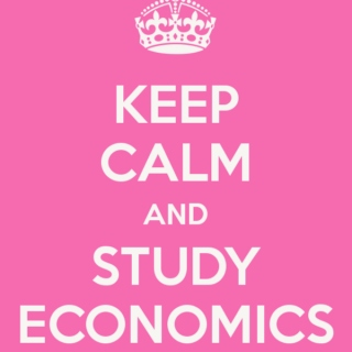 Studying Economy is harsh, take this with you!