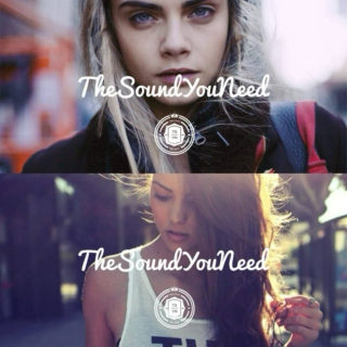 The sound you need... ♡