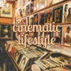 facing backwards in a cinematic lifestyle