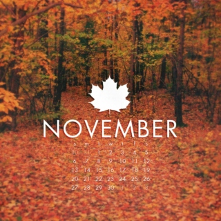 New Sounds of November