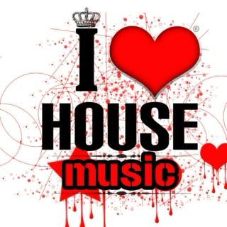 I LOVE HOUSE MUSIC VOL.1