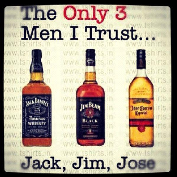the only men you need