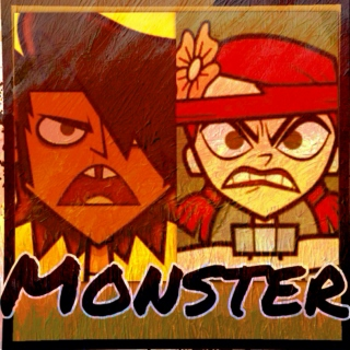 Monster - Mal x Commando Zoey Fanmix