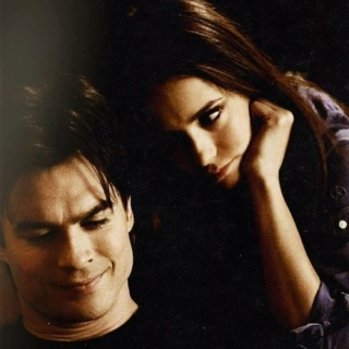 damon/katherine { i need to find the light